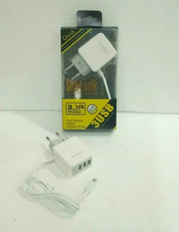 fast charging /charger quick smart talk 3 usb high quality