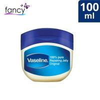 Vaseline Petroleum Repairing Jelly Original 100 mL (kemasan BESAR)
