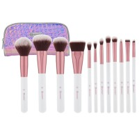 ORI USA BH Cosmetics Crystal Quartz - 12 Piece Brush Set