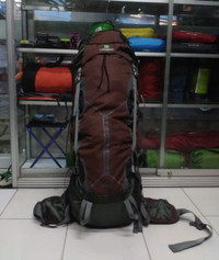 Tas Carrier Consina Extraterestrial 60L - Not eiger Rei Avtech Co-trek