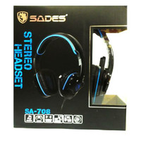 Sades Gpower Sa-708 / Headset Gaming G-Power Sades Gpower