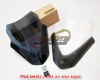 Windshield Visor Sectbill Vector Carbon Series Yamaha NMAX