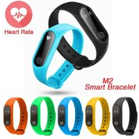 harga Smart bracelet m2 bluetooth dengan monitor detak jantung Tokopedia.com