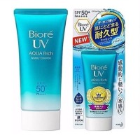 BIORE UV Aqua Rich Watery Essence SPF 50+/PA++++ 100%ORIGINAL