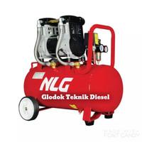 NLG Oil Less 2 HP Compressor ( Kompresor Angin ) OC 2050