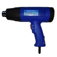 harga Orange heat gun - hot air gun - pistol pemanas sablon - 750 watt Tokopedia