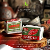 Teh Solo - Teh GARDOE DAUN 1 pack Indonesian Javanese Jasmine Tea