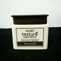 Makarizo Texture BLACK CHOCOLATE Creambath Spa