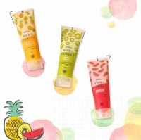 Emina Body Sorbet Watermelon/Pineapple/Kiwi/Body Lotion Emina 100 ml