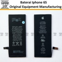 Baterai Apple Iphone 6S / 6 S Original 100% | Battery, Batrai, Batre