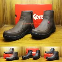 Sepatu Kickers Boots Slop Tracking Safety / Sepatu Boot Pria