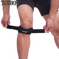 Aolikes Stabilizer Knee Strap Support - Pelindung Lutut Deker lari gym