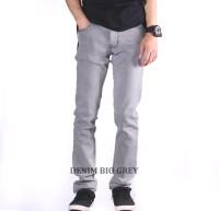 Celana jeans denim bio grey