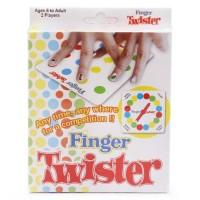 Finger Twister Dance Board Game
