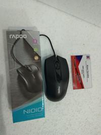 Mouse USB Rapoo