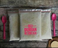 Daging Durian Beku untuk RESTO SOP DURIAN termurah di TOKOPEDIA