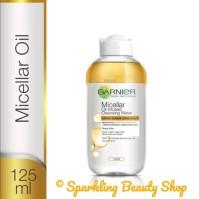 Garnier Micellar Oil Infused Cleansing Water (Makeup Remover) - 125 ML
