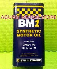 Oli Samping BM1 Competition Oil 2T Hi Performance (500ml)