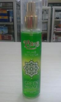 Fresh & Natural Hijab Refresh Green Mirage
