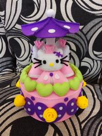 Toples Flanel/Toples Karakter/Toples Hello Kitty