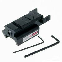 red laser pistol handgun sight bisa zeroing tactical full metal