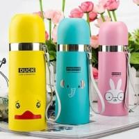 Termos Vacuum Cup Animal 500 ml / Botol air panas anak karakter B09