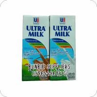 Susu UHT Ultra 200mL Low Fat High Calcium ( Karton )
