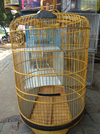 harga Kandang murai bambu vernis Tokopedia.com