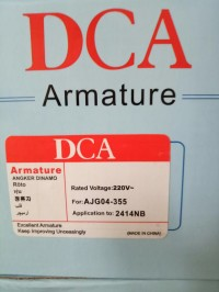 harga Dca armature / angker gerinda tangan makita 2414 nb Tokopedia.com
