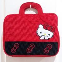 harga Hk07 tas laptop note book notebook 14   in inch hello kitty merah Tokopedia.com