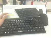 SWKM-903 Portable Wireless 2.4Ghz Keyboard Mini + Mouse 903