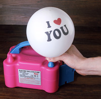 Pompa BALON elektrik listrik Electric balloon pump
