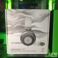 Razer Kraken 7.1 V2 Mercury Gaming Headset