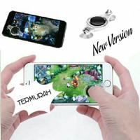 New Version Moba Mini Joystick Single Mobile Legend Online Game Pad
