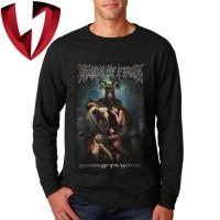 harga Kaos band metal lengan panjang - cradle of filth hammer of the witches Tokopedia.com