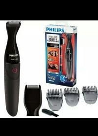 alat cukur shaver multigroom Philips MG1100