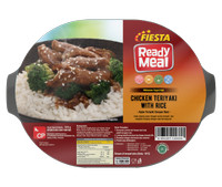 FIESTA READY MEAL CHICKEN TERIYAKI WITH RICE