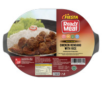 FIESTA READY MEAL CHICKEN RENDANG WITH RICE