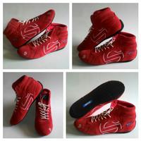 harga Sepatu sparco merah bdr putih Tokopedia.com