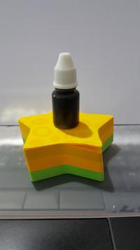 Tinta refill isi tinta stempel warna tajam kualitas premium