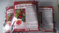 harga Teh seduh bunga rosella merah herbal organik alami Tokopedia.com
