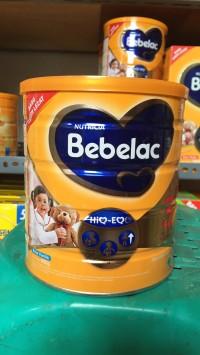 harga Bebelac 3 vanila 800g Tokopedia.com