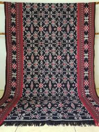 tenun ikat troso   kain tenun jepara blanket antik ethnic blouse batik