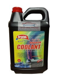 Bryston Radiator Coolant / Air Radiator Merah 5.5 Liter