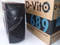 berkualitas Casing PC Dazumba D-Vito 689 PSU 450W