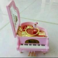 Music Box Piano Balerina YL2012 Kotak Musik Balerina Piano YL2012