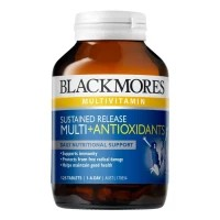 Blackmores Sustained Release Multi + Antioxidants 125 Tablets