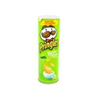 PRINGLES SOUR CREAM & ONION 110 G
