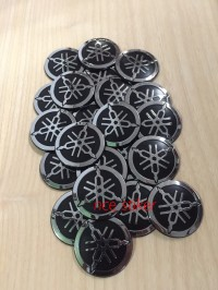 harga Emblem chrome tanki yamaha rx king vixion bhyson dan scorpio Tokopedia.com