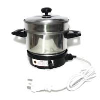 Panci Electric Multi Cooker Maspion MEC-2750